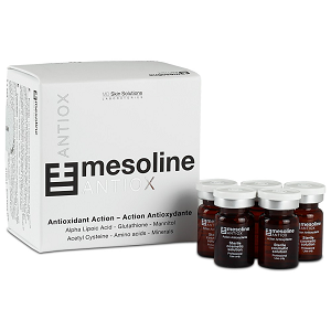 Order Mesoline Antiox (5x5ml vials)