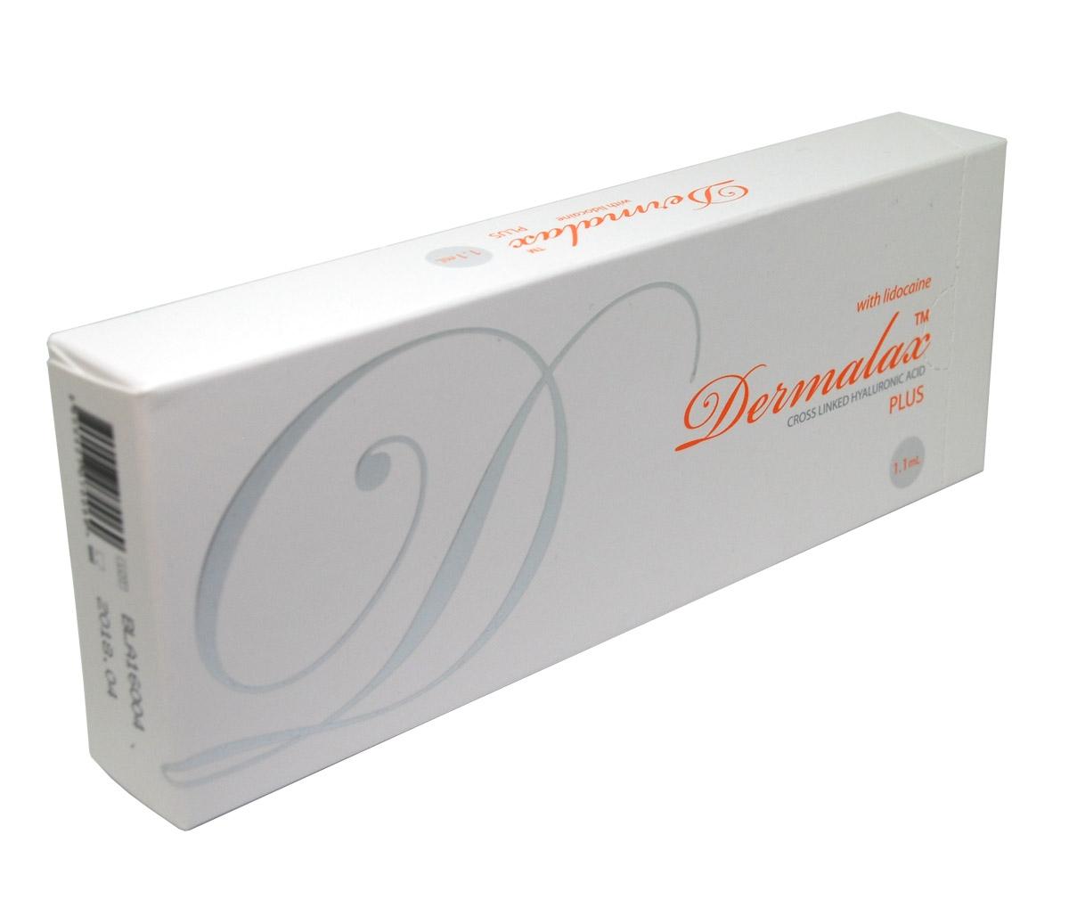 Buy Dermalax PLUS with Lidocaine (1x1 1ml)